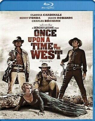 Once Upon a Time in the West (Restored Version) BLU-RAY NEW