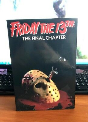 NECA Friday The 13th The Final Chapter Jason Voorhees Figure