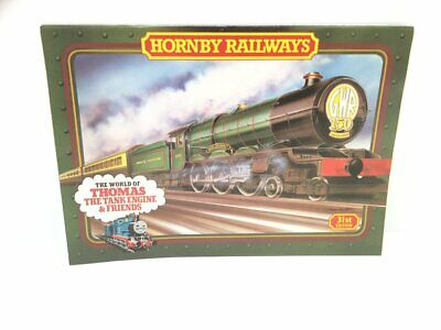 Hornby 1985 Catalogue 31st Edition