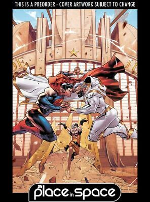 (Wk12) Justice League, Vol. 3 #20A - Preorder 20Th Mar