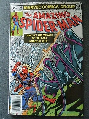 Amazing Spider-man #191 (Vol One 1979)