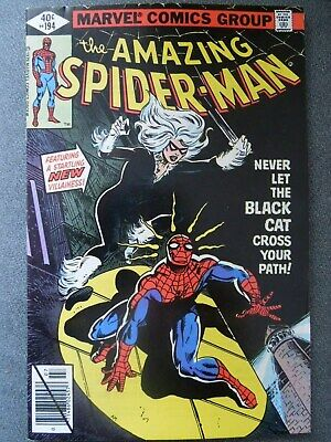 Amazing Spider-man #194 (Vol One 1979) - 1st appearance Black Cat