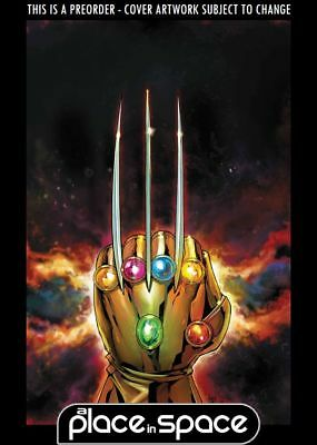 (Wk08) Wolverine: Infinity Watch #1A - Preorder 20Th Feb