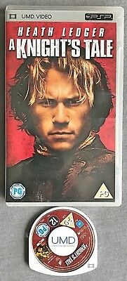 A Knight'S Tale * * Sony Psp Umd Video
