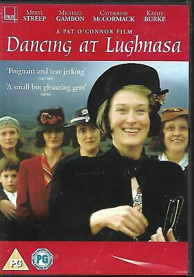 Dancing At Lughnasa DVD Film Four Cover Meryl Streep Michael Gambon
