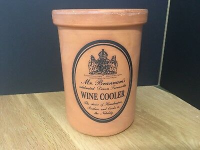 Mr Brannams Terracotta Wine Cooler