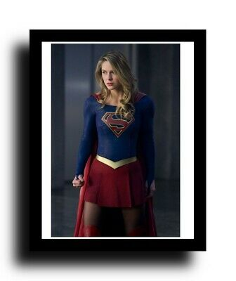 Melissa Benoist Rare New Supergirl Super Girl 8X10 Photo