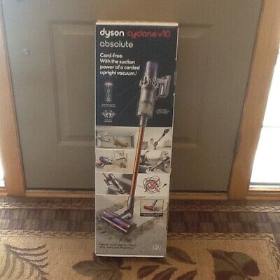 Dyson Cyclone V10 Absolute Cordless Bagles Vacuum(Factory Sealed Never Opened)