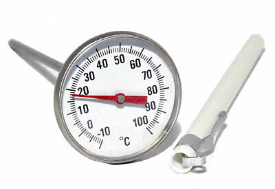 Kood 45mm DIALTHERMOMETER in STAINLESS STEEL PHOTOGRAPHIC FILM PROCESSING (UK)