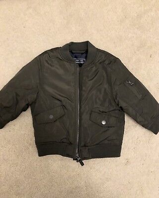 Baby Boys Next Jacket/Coat Size 9-12 Months Excellent condition