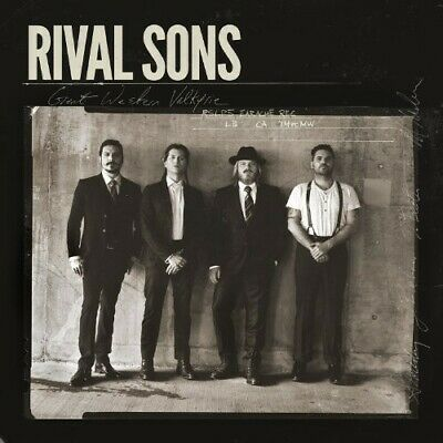 Rival Sons - Great Western Valkyrie [CD New]