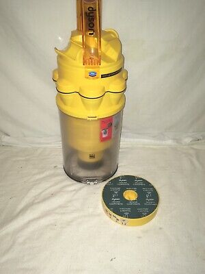 Dyson DC14 Vacuum Yellow Cyclone & Dust Bin Assembly Genuine Replacement Parts