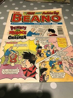 The Beano Comic no. 2740 21st January 1995