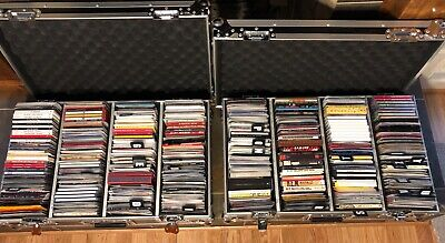 Lifetime Music Collection (1980s Focused) with   775 CDs & DVDs