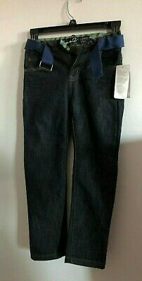 DENIM CO Boys Kids Pants Navy Denim Jeans 6-7 YRS 122 cm