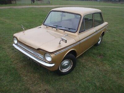 1973 Hillman Super Imp, 2 Owners,rock Solid,great Body, Runs Drives Stops Well