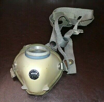 Sierra Engineering Aircraft Oxygen Mask Pn 323-37 Large With Strap
