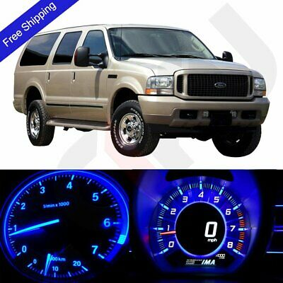 ford excursion instrument cluster