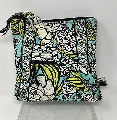 Vera Bradley Small Hipster Island Blooms Crossbody Purse Retired Pattern 69f41f0e4a28e
