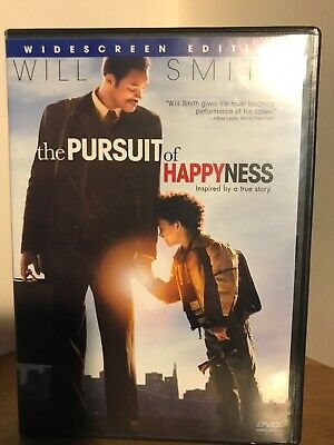 The Pursuit Of Happyness Widescreen Edition DVD