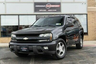 2005 Chevrolet Trailblazer  Lt free shipping clean carfax 3 owner leather 4x4 v6 cheap finance envoy sunroof