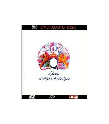 Queen A Night At The Opera -  CD 6MVG The Cheap Fast Free Post The Cheap Fast