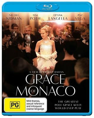 Grace Of Monaco (Blu-ray, 2014)