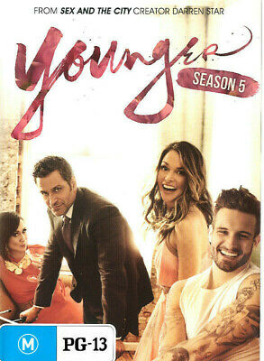 Younger: Season 5 DVD R1 2018 R1 (AU Import) US & CA Playback
