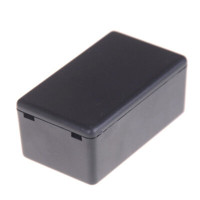 Black Waterproof Plastic Electric Project Case Junction Box 60*36*25mm ME