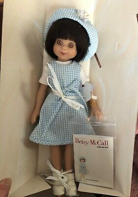 "RARE 1997 Tonner Betsy McCall 14"" Doll Collector Doll in Original Box - MIB!"
