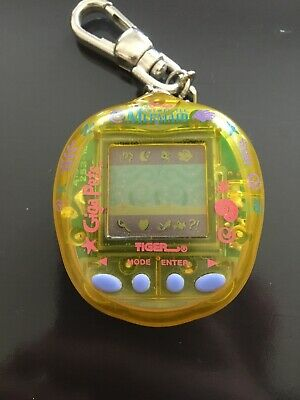Rare Tamagotchi 1997 Little Mermaid Virtual Pet