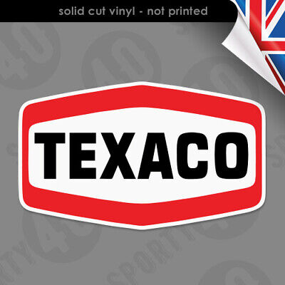 TEXACO Vinyl Decal / Sticker - Marlboro Texaco Racing Rainey Sheene 2107-0219