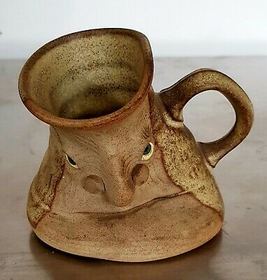 Vintage Muggins Studio Pottery Mug Excellent condition not used