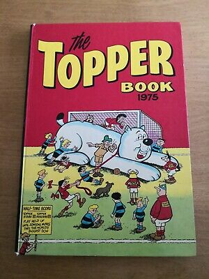 Topper Annual 1975 - Like New