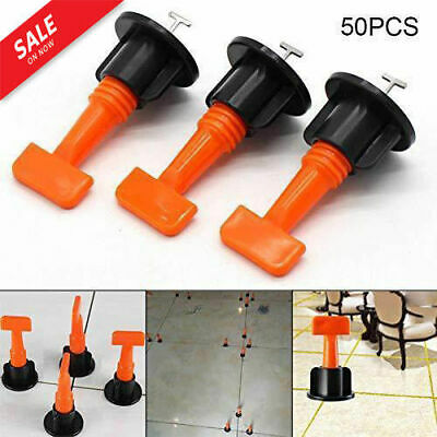 New Reusable Tile Leveling System (50 Pcs/ Pack)
