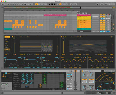 Ableton Live Suite 10.6 + Max For Live Mac - Windows