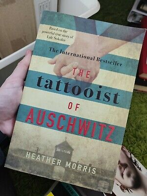 The Tattooist of Auschwitz paperback