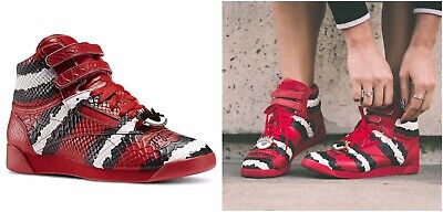 2078fc8ddb1c Reebok Melody Ehsani Collab Freestyle Hi Top 12 You Are Beautiful Shoes  Sneakers