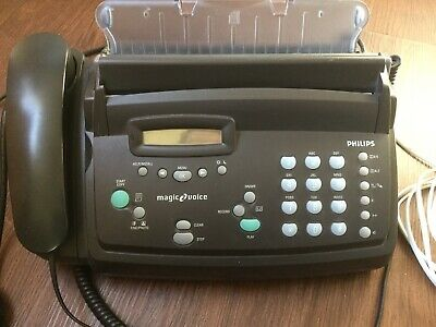 Philips Fax and answering machine