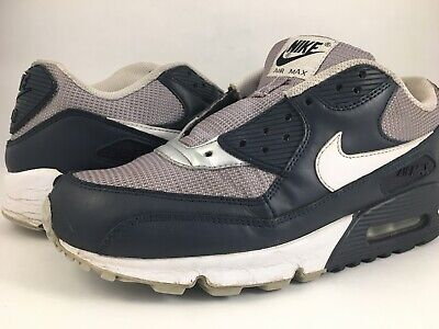 621dca2960c8 2009  RARE  DS Nike Air Max 90 Hyper Blue Cool Grey SIZE 10.5 ...