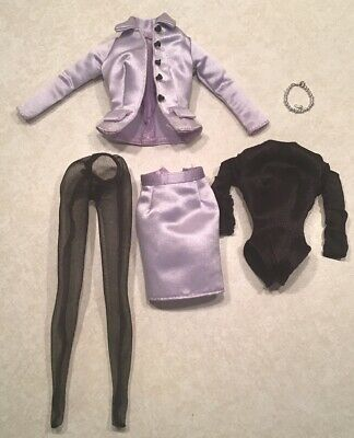Millicent Roberts Barbie Doll Perfectly Suited JCPenney 1997 Dress Clothes