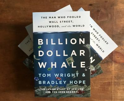 Billion Dollar Whale:The Man Who Fooled Wall Street,Hollywood and the World