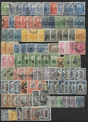 Peru'  1896-1916    Used  Stamps   USED -VF   # Mich. Lot