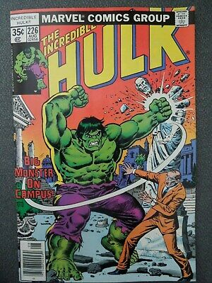 Incredible Hulk  #226 (Vol One 1978)