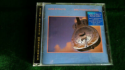 """Dire Straits """" Brothers In Arms """" Cd Clasic Rock"""