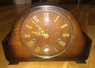 Vintage Smiths Chiming Mantle Clock