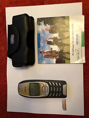 Nokia 6310i - Gold (Unlocked) Mobile Phone