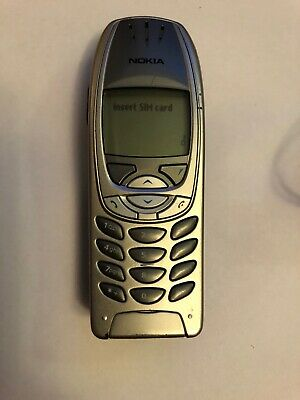 Nokia 6310i - Silver (Unlocked) Mobile Phone