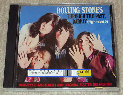 The Rolling Stones – Through The Past, Darkly (Big Hits Vol. 2) CD NEW SEALED
