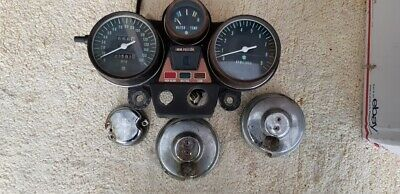 Suzuki GT750 Instrument Gauges Clock Set